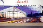 einsyckARTig 1,5m x 1m- 4mal Leinwände Audi
