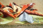 einsyckARTig Graffiti Bielefeld Detail